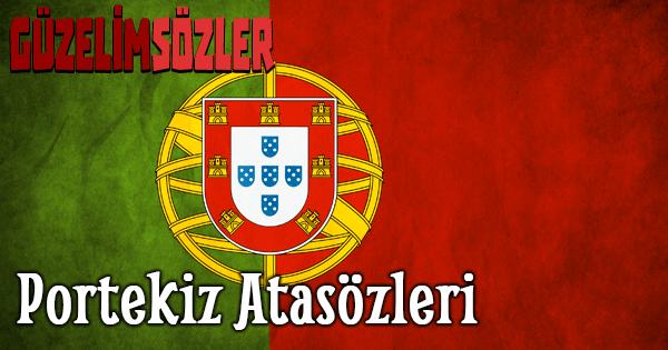 Portekiz Atasözleri