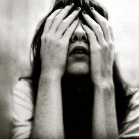 Kırılmış bir kadın...