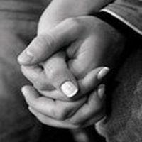 Bir yüreğe dokunurken '...
