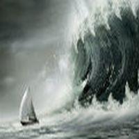 O gemi, sığındığı...