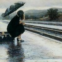 yokluğuna hasret sonbahara başlıyorum, varlığını hissettiğim o sonbaharlara benzemeyen. belki biraz yağarım bu aralar, ıslanma sakın!