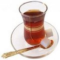 Çay kaşığı gibi or...
