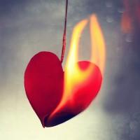 Ateşin gölgesi yoktur. ...