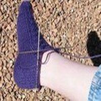En çokta çoraplara üzül...