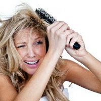Bugün saçlarımı sa�...