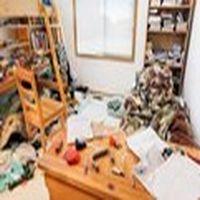 Odama k���k �apl� bir temizlik...
