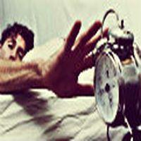 Sabah alarmdan �nce uyand�m, a...
