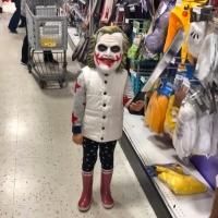 Halloween ayağına ark...