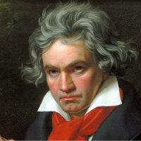 Beethoven küçük kör kız...