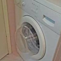 Çamaşır makinesi az çam...
