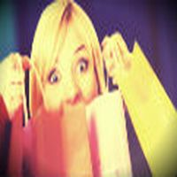 Süper marketten poşet...