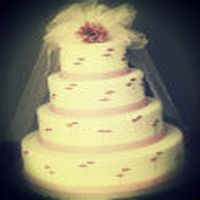 10 katlı düğün past...