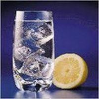 Buzlu vodka: Akciğere ...
