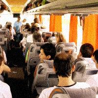 Otobüste telde sevgilis...