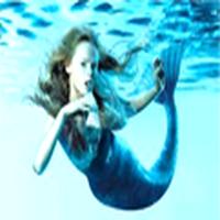 Denizkızı, denizanasına...
