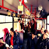 Otobüste bana yer verme...