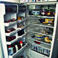 Buzdolab� laboratuvar dolab� g...