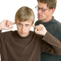Babam ve Oğlum izlerken...