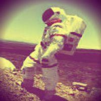 Bilim adamları Mars'ta ...