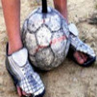 Kızım, ayakkabım yırtık...