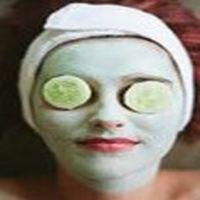 Sürekli salatalık maske...