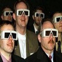 Sinemadan çaldığı 3D gö...
