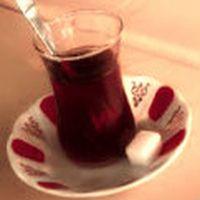 Bazen kendimi; çayın ...