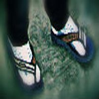 Yeni giyilen çoraplarla...