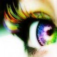Renkli göz denilince, a...