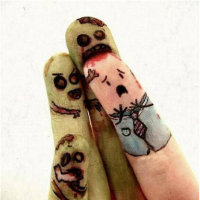 Rüyamda zombilerle sav...