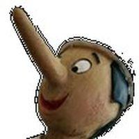 Pinokyonun ustası değil...