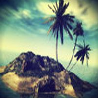 Iss�z bir adaya d��sem yaln�zl...